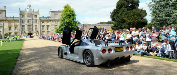 Wilton House Supercars