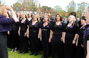 Salisbury Plain Military Wives Choir