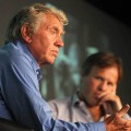 Don McCullin and Tom Bradby
