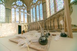 Magna Carta Exhibition. Photo by Ash Mills