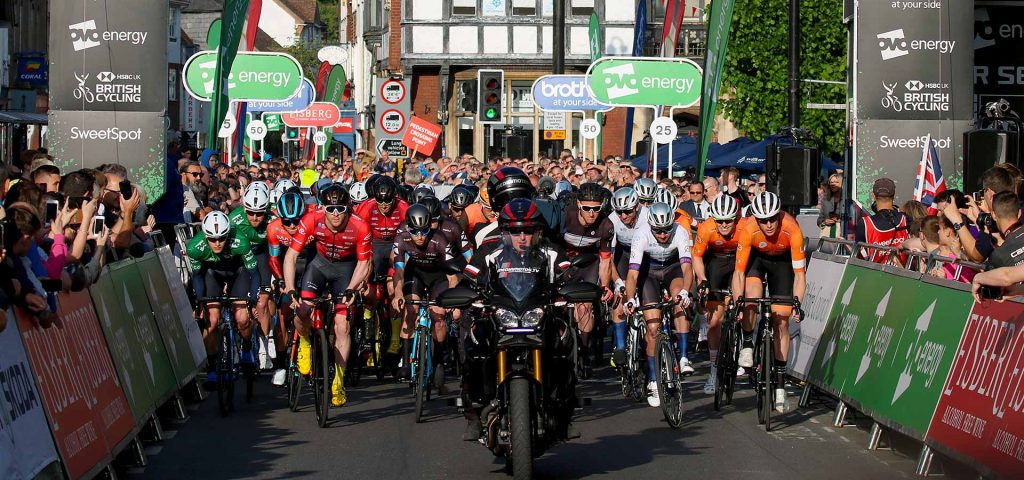 OVO Energy Tour Series in Salisbury